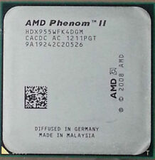 AMD Phenom II X4 955 HDX955WFK4DGM 3.2GHz 4-Core 6M Cach Socket AM3 95W CPU