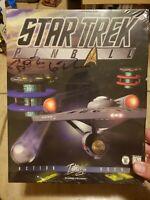 STAR TREK Pinball by INTERPLAY PC