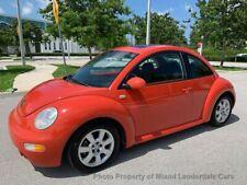 2003 Volkswagen Beetle-New