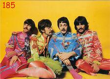 Beatles Star Postkarte No. 185 - color - mit Adressfeld - Bester Zustand