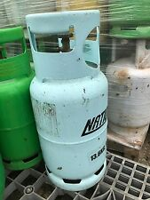 Empty 12kg R134a Refrigerant Gas Bottle Air Conditioning Air Con A/C Gas