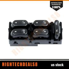 New Master Power Window Switch Front Driver Side for 2001-03 Explorer Sport Trac