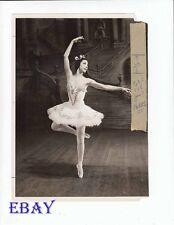 Margot Fonteyn ballet dancer VINTAGE Photo