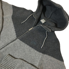 Nike Hooded Jacket Wool Vintage grey