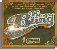 Kings of Bling - Thug Poetry, Rap Music - New 2006 Double CD! 34 Tracks!