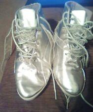 L. A gear shoes 1993 - 7 1/2 Silver