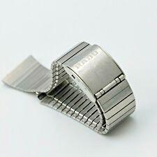 💲 AUCTIONS 💲 RADO - AUTHENTIC - STEEL - 20 MM - WATCH BRACELET STRAP BAND