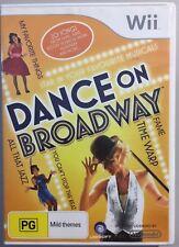 Dance on Broadway (Wii) Nintendo Wii PAL Brand New