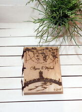 Personalized Wedding Guest Book, Personalized Album, Wedding Guest Books
