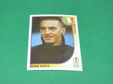 N°366 DEAN KELLY IRELAND PANINI FOOTBALL JAPAN KOREA 2002 COUPE MONDE FIFA