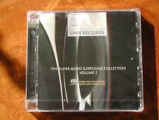 "LINN Referenz SACD : ""Super Audio Collection Vol. 2""  BRILLANTER KLANG"