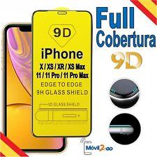Protector Pantalla de Cristal Templado iPhone 11 Pro -11- X - XS - XR - XS Max