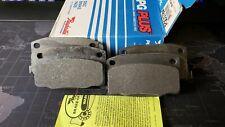 NOS Raybestos PGD378M Front Disk Brake Pad Rear Pontiac Fiero