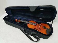 3/4 Franz Hoffmann Concert Violin 2011 w/Case