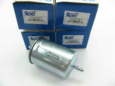 (4) Super Auto G2908X Fuel Filter Replaces 33643 F60146 G8154 GF185 P552392