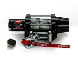 For 2000-2014 Chevrolet Suburban 1500 Winch Warn 93454GS 2001 2002 2003 2004