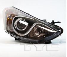 TYC Right Side Halogen Headlight for Hyundai Elantra GT 2013-2017 Models