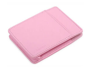 NEW GENUINE Garmin nuvi Leather Carrying Case PINK 010-10936-02 nuvi 200/300