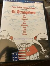 Dr. Strangelove or: How I Learned to Stop Worrying and Love the Bomb Unopened