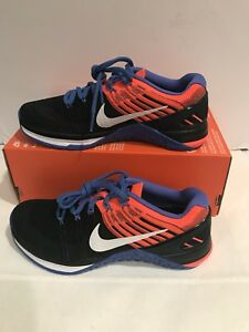 Women's Nike Metcon DSX Flyknit Training Shoes Crossfit 849809-002 NEW