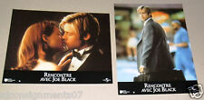 {Set of 12} Rencontre Avec Joe, MEET JOE BLACK French ORG. Film Lobby Card 90s