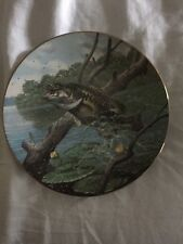 The Angler's Prize Limited Edition Plate Collection 1990 - Trophy Bass