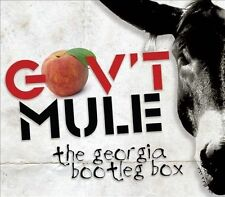 The Georgia Bootleg Box [Box] by Gov't Mule (CD, Oct-2012, 6 Discs, Evil Teen)