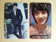 "SHINEE ""The First"" & ""Romeo"" Photo Card from Fan Site, unofficial /Thin - Minho"