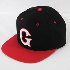 Globe Charlgrave Starter Logo Black Red Snapback Urban Hat Cap