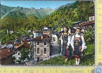 Valsesia - Vista - View - '60s- Cartolina - Postcard