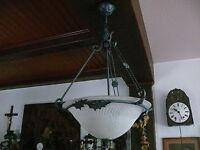 Art Deco Deckenlampe  Lampe  kein Original
