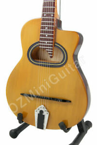Miniatur-Akustikgitarre Django Reinhardt