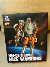 IN HAND NEW Transformable Element TE MM002 TE-MM002 Rattrap BW Action Figure