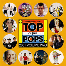 >> TOP OF THE POPS 2001 - VOLUME 2 / VARIOUS ARTISTS - 2 CD SET