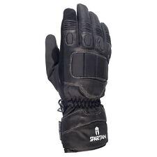 Spartan Texile All Season Waterproof Motorcycle Motorbike Gloves Scooter Black