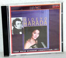 CD Hideyo Harada-Pianoforte-Franz Schubert variazioni tra l'altro