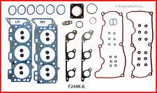 ENGINETECH F244K-6 Engine Rebuild Gasket Set
