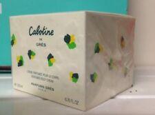 Cabotine De Gres Perfumed Body Cream France 200 ML 6.76 FL OZ New Sealed