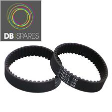 2 x Drive Belts For Mac Allister MBS800, MacAllister MBS 800