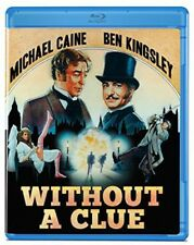 Without a Clue [New Blu-ray] Dolby