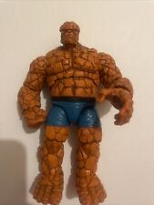 Walgreens Exclusive Marvel Legends Fantastic Four- The Thing Figure (Loose)