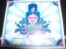 T-pain Freeze Feat Chris Brown Australian CD Single – Like New