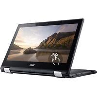 """Acer C738T-C44Z 11.6"""" Chromebook Intel Celeron 1.6GHz 4GB RAM 16GB w/ Chrome OS"""