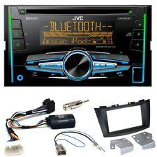 JVC KW-R920BT Bluetooth CD USB AUX MP3 Einbauset für Suzuki Swift Sport FZ NZ
