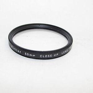 Genuine Vivitar Close-Up Macro Lens No. 1 55mm lens Filter Made in Japan S940318