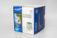 *NEW* Olympus M.Zuiko Digital 45mm f/1.8 Lens, Silver for E-M1 E-M5 Mark II III