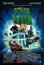 Son of the Mask Original Double-Sided 1 Sheet Rolled Movie Poster 27x40 NEW 2005