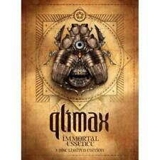 Various Artists - Qlimax Immortal Essence NEW DVD