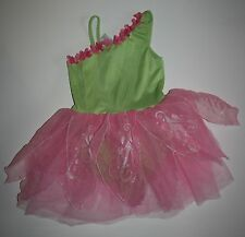 Used Gymboree Halloween Dress Up Fairy Tutu Outfit size 7 8 Year