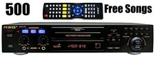 NEW RSQ NEO 22 PRO Digital Bluetooth Karaoke Player with 500 Free Songs